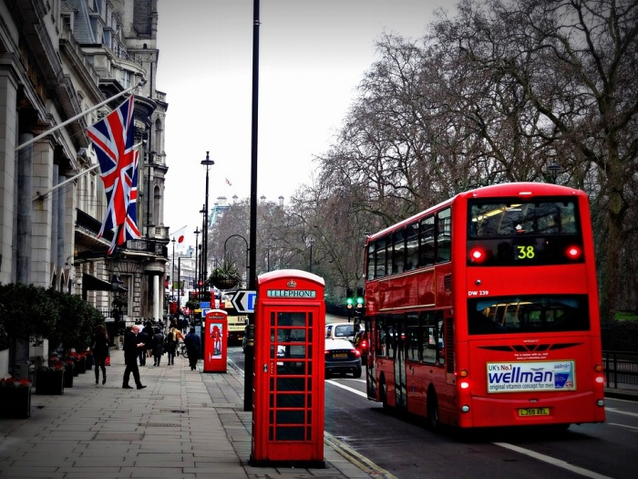 Londres, boxing day ! (les soldes)